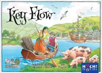 Key Flow - Board Game image
