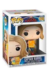 Captain Marvel: Captain Marvel with Tessaract - Pop! Vinyl Figure