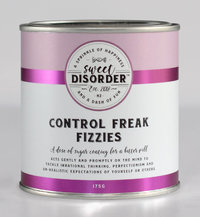 Sweet Disorder: Control Freak Fizzies (175g)