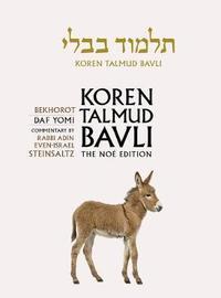 Koren Talmud Bavli, Noe Edition, Vol 39 by Adin Steinsaltz