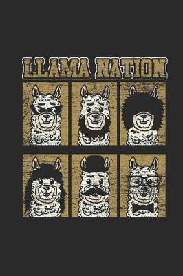 Llama Nation by Llama Publishing