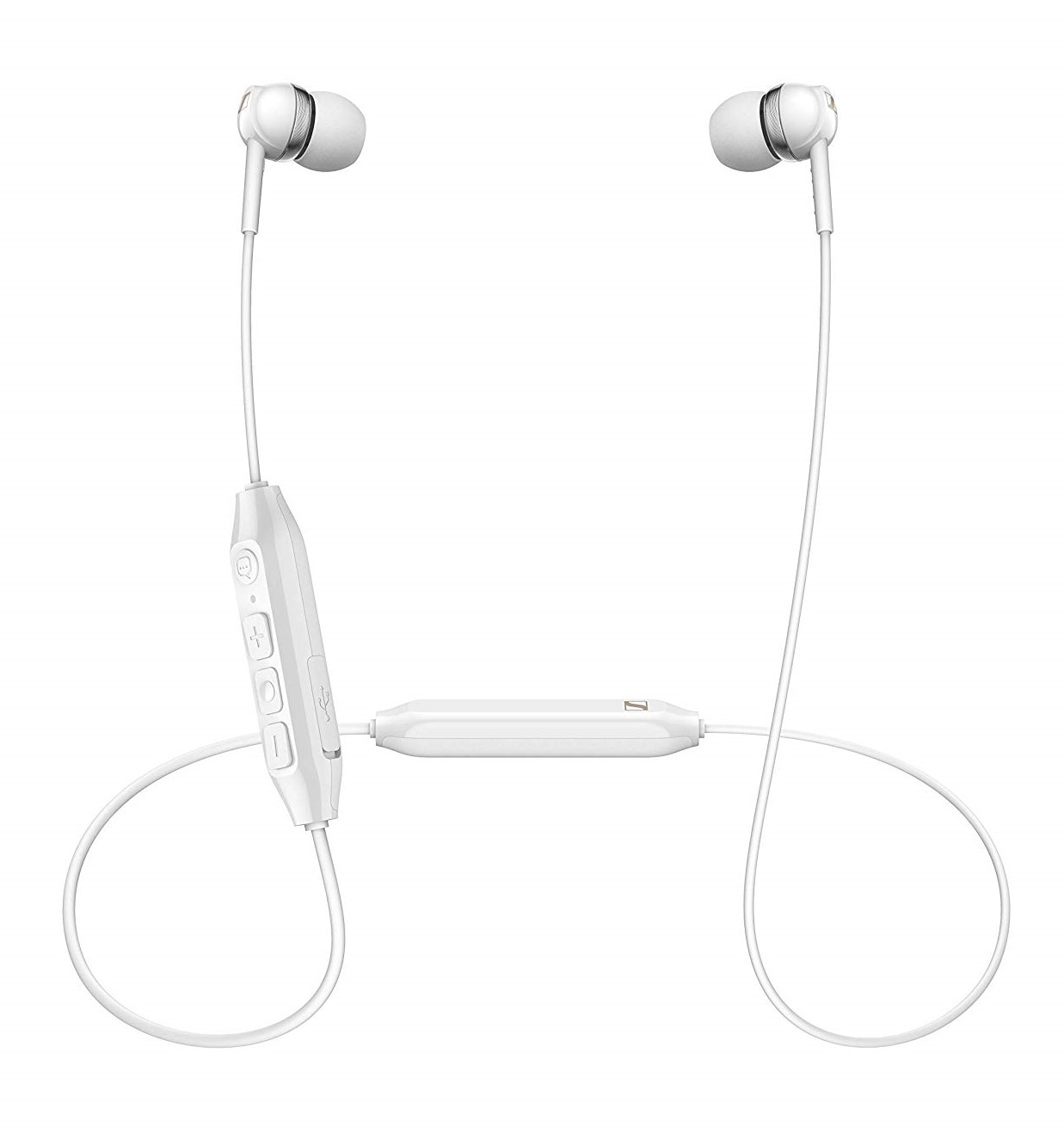 Sennheiser: CX 350BT - Wired In-Ear Headphones (White) image