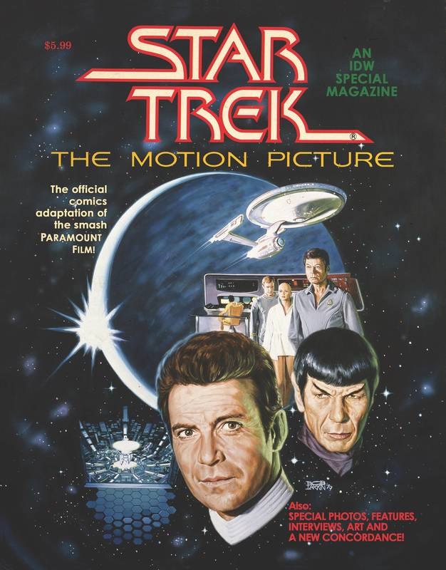 Star Trek: Motion Picture - Facsimile Edition by Marv Wolfman