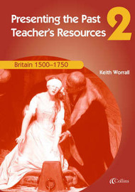 Britain 1500-1750: Teachers Resources by Tony McAleavy image
