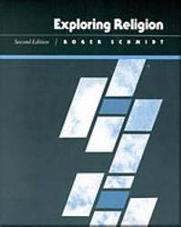 Exploring Religion: Introduction by Roger Schmidt image