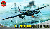 Airfix De Havilland Mosquito 1:72 Model Kit