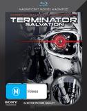 Terminator: Salvation on Blu-ray