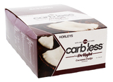 Horleys Carb Less Delight - Coconut Fudge 15x30g