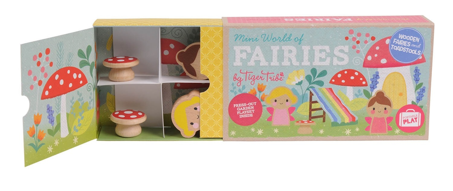 Tiger Tribe: Mini World - Fairies Playset image