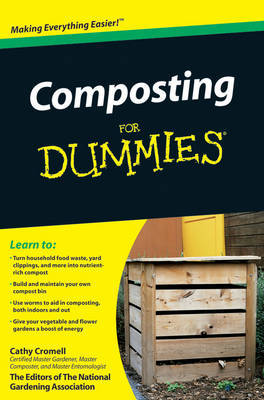 Composting For Dummies by Cathy Cromell image