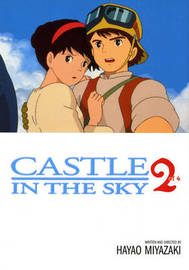 Castle In The Sky, Vol. 2 by Hayao Miyazaki image