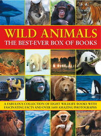 Wild Animals Best Ever Box of Books by Barbara Taylor