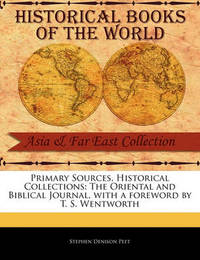 The Oriental and Biblical Journal by Stephen Denison Peet image