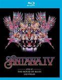 Santana IV - Live At The House Of Blues, Las Vegas on Blu-ray