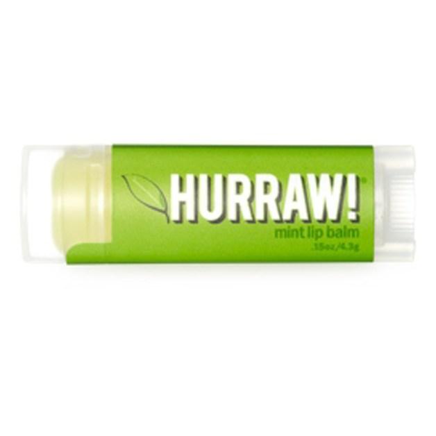 Hurraw Lip Balm - Mint