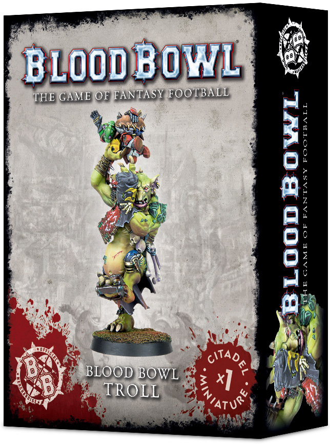Blood Bowl: Troll image