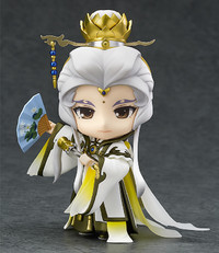 Unite Against the Darkness: Nendoroid Su Huan-Jen - Articulated Figure
