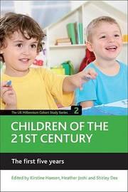 Children of the 21st century (Volume 2) by Kirstine Hansen image