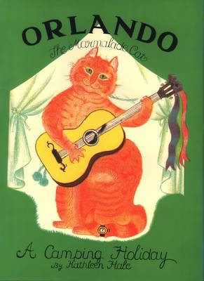 Orlando the Marmalade Cat: A Camping Holiday by Kathleen Hale image