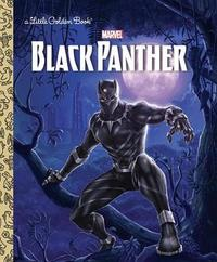 Black Panther Little Golden Book (Marvel: Black Panther) by Frank Berrios