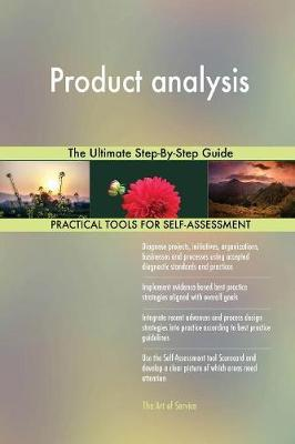 Product Analysis the Ultimate Step-By-Step Guide by Gerardus Blokdyk image