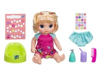 Baby Alive: Potty Dance Baby Doll (Blonde Hair)