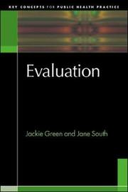 Evaluation by Jackie Green