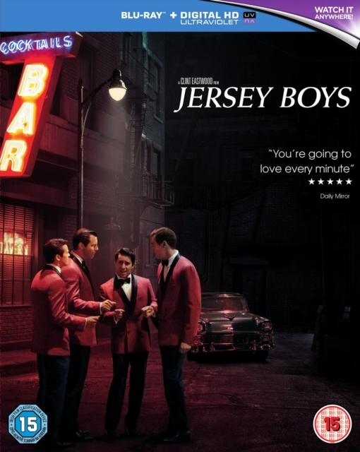 Jersey Boys on Blu-ray