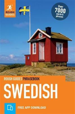 Rough Guides Phrasebook Swedish (Bilingual dictionary) by APA Publications Limited