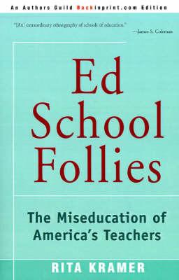Ed School Follies by Rita Kramer image