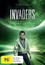 The Invaders: Season 2 - 7 Disc Set (1968) on DVD