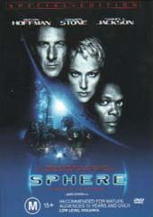 Sphere on DVD