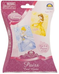 Disney Princess - Pairs Card Game