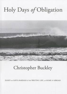 christopher buckley college essay