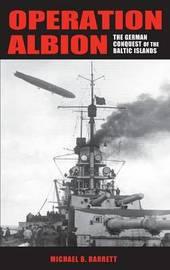 Operation Albion by Michael B Barrett image