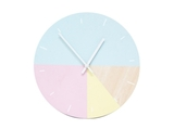 Pastel Pop Wall Clock (45cm)