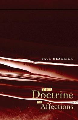 The Doctrine of Affections by Paul Headrick