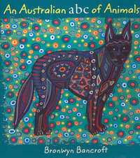 Australian ABC of Animals by Bronwyn Bancroft image