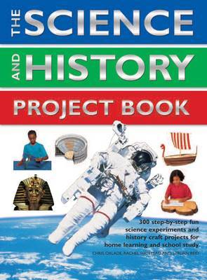 Science and History Project Book by Chris Oxlade