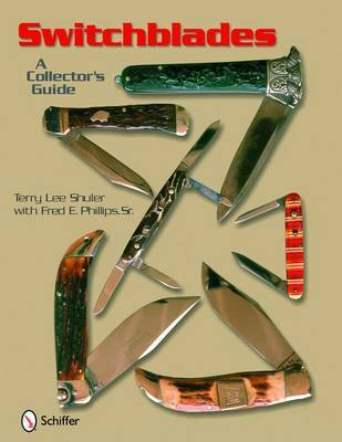 Switchblades: A Collector's Guide by Terry Shuler image