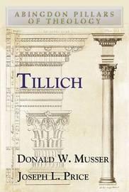 Tillich by Donald L. Musser image