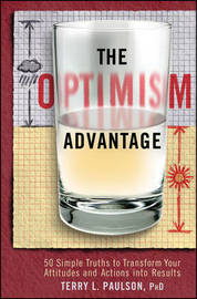The Optimism Advantage by Terry L. Paulson image
