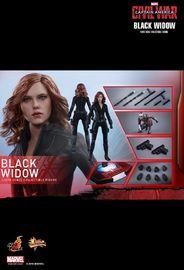 Captain America: Civil War - Black Widow 1:6 Scale Figure image