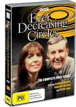 Ever Decreasing Circles - Complete Series 1 on DVD
