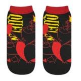 Disney: Queen of Hearts (Neon Logo) - Ladies Socks
