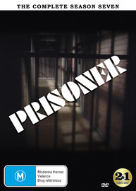 Prisoner - The Complete Season Seven on DVD