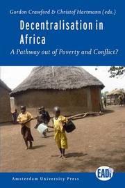 Decentralisation in Africa image