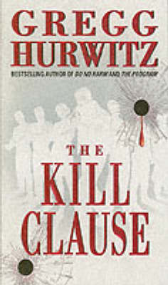 The Kill Clause by Gregg Hurwitz image