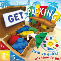 Get Packing - Board Game