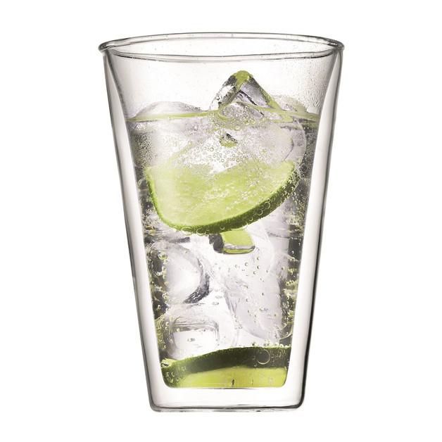 Bodum: Canteen Double Wall Glasses (400ml) - Box of 2